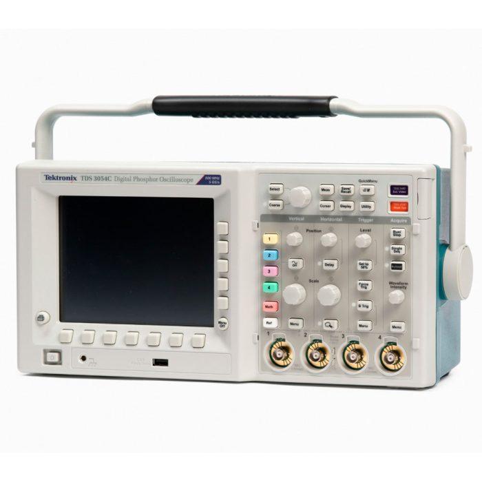 Цифровой осциллограф TDS3034C