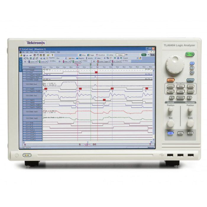 Логические анализаторы Tektronix TLA 6400 - TLA6401, TLA6402, TLA6403, TLA6404