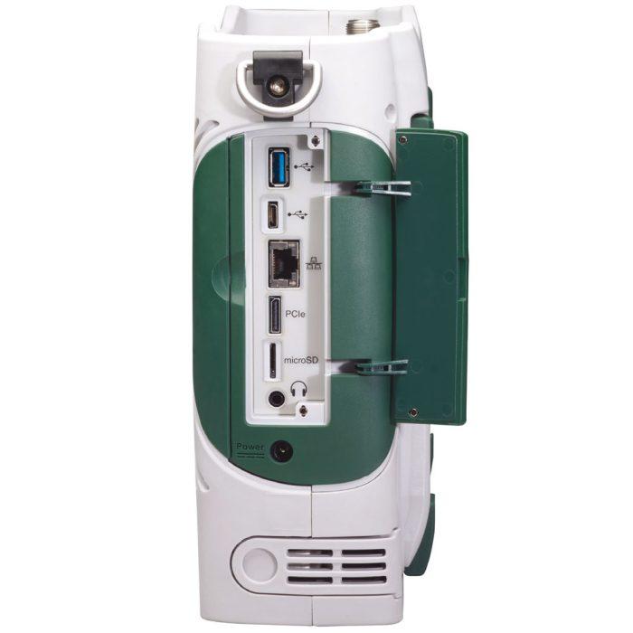 Анализатор спектра Field Master Pro MS2090A - вид сбоку