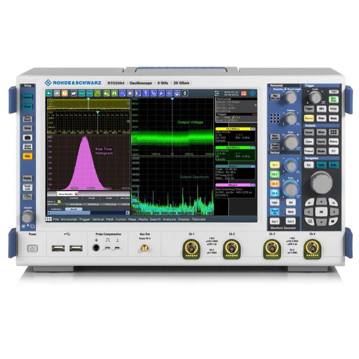 Цифровой осциллограф Rohde Schwarz RTO2022