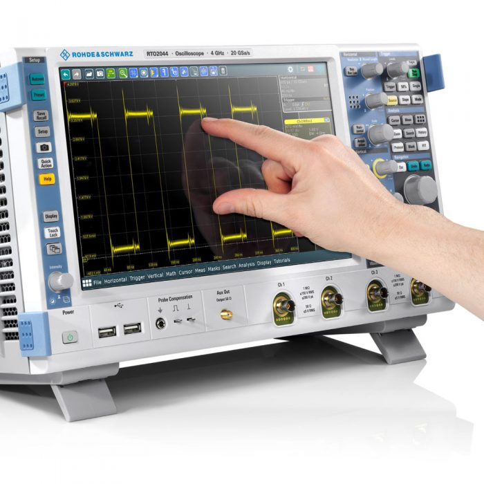 Цифровой осциллограф Rohde Schwarz RTO2024