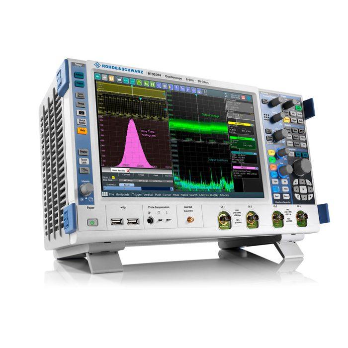 Цифровой осциллограф Rohde Schwarz RTO2032