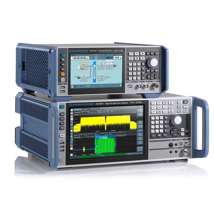 Анализаторы сигналов R&S FSV3000