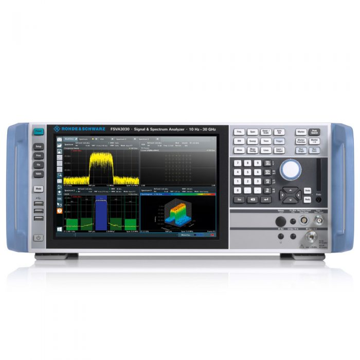 Анализаторы сигналов R&S FSVA3000