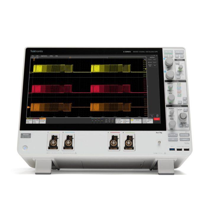 Осциллограф высокого разрешения MSO64 6-BW-2500