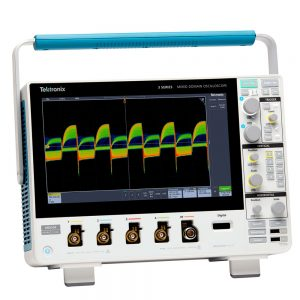 Цифровой осциллограф Tektronix MDO34 3-BW-1000