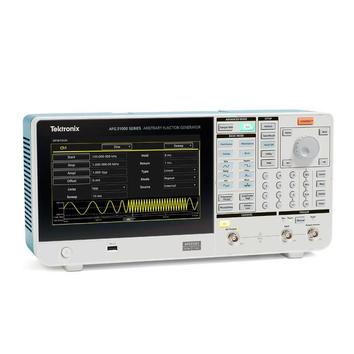 Генератор сигналов Tektronix AFG31251