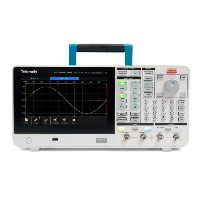 2 канальные модели генератора Tektronix AFG31000