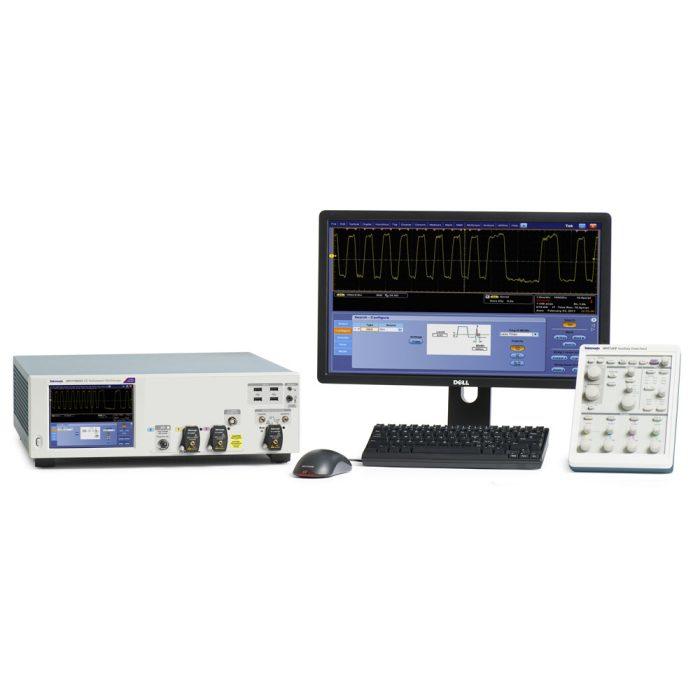 Осциллографы серии DPO7000SX с внешним монитором