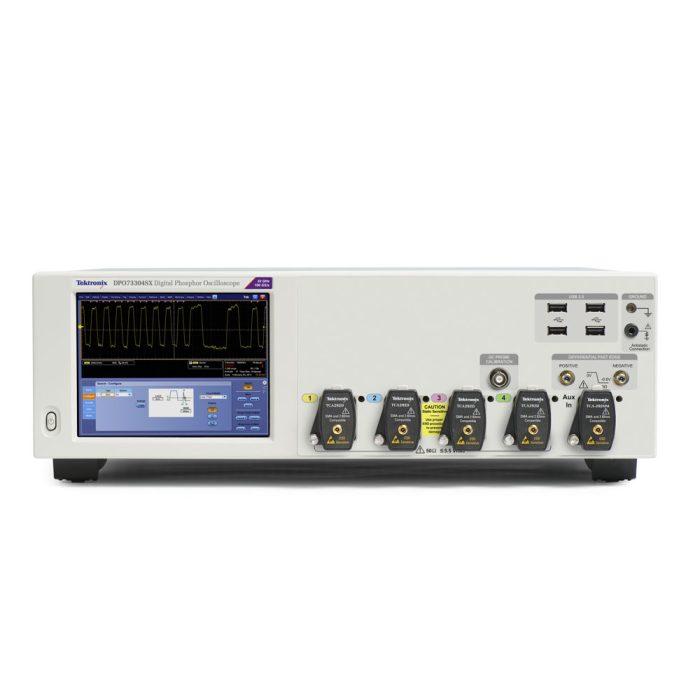 Внешний вид осциллографов Tektronix DPO70000SX