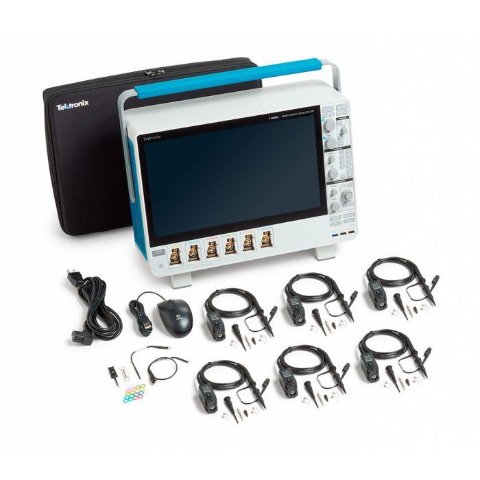 Комплект поставки осциллографа MSO56