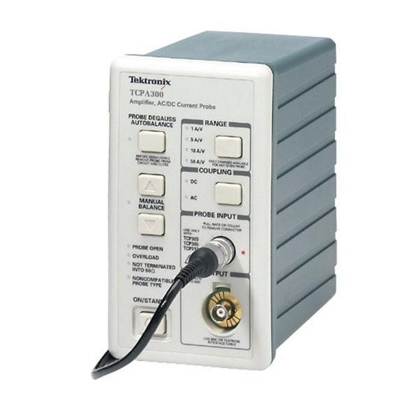 Tektronix TCPA300 - усилитель для пробников