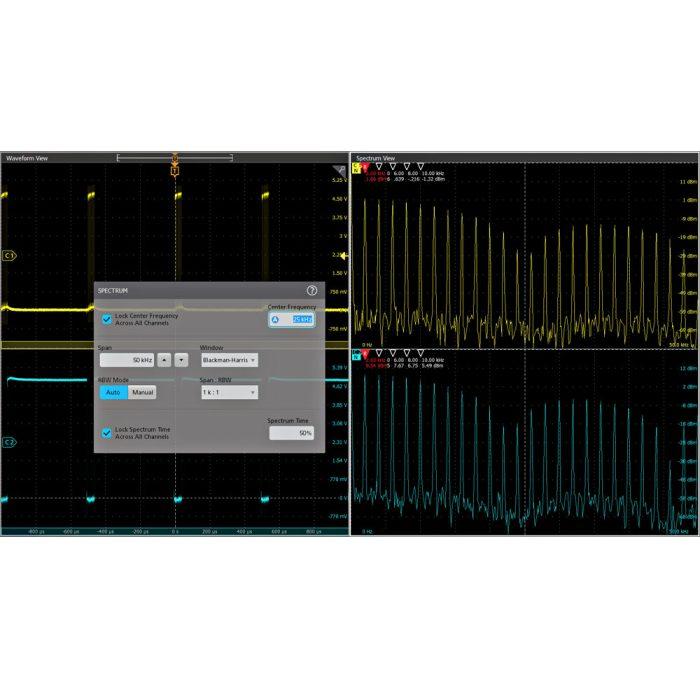 Опция 4-SV-BAS для осциллографов Tektronix