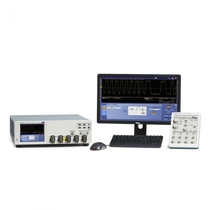 Осциллограф Tektronix DPO73304SX + внешний монитор + панель DPO7AFP
