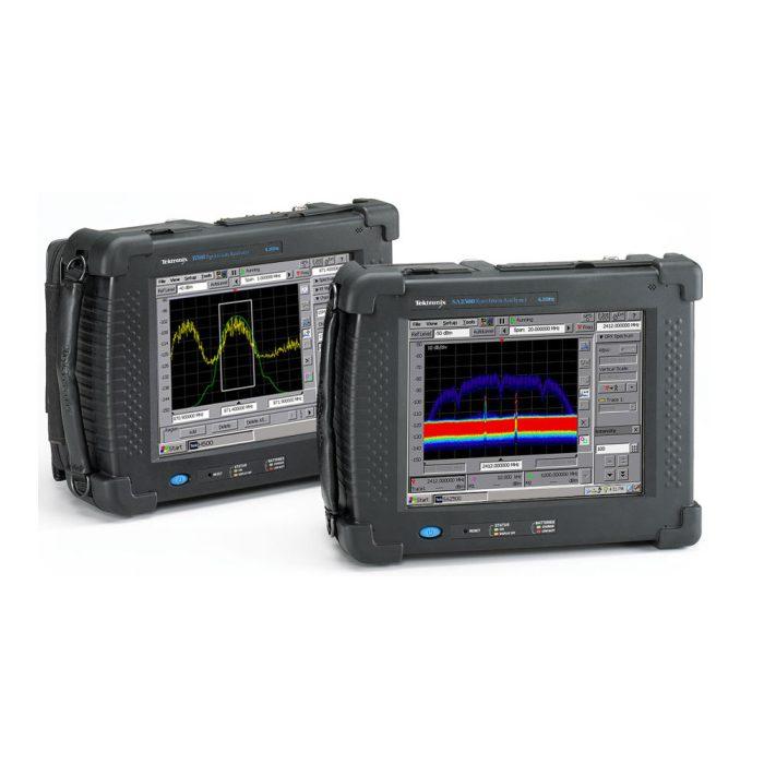 Анализаторы спектра Tektronix H500 и Tektronix SA2500