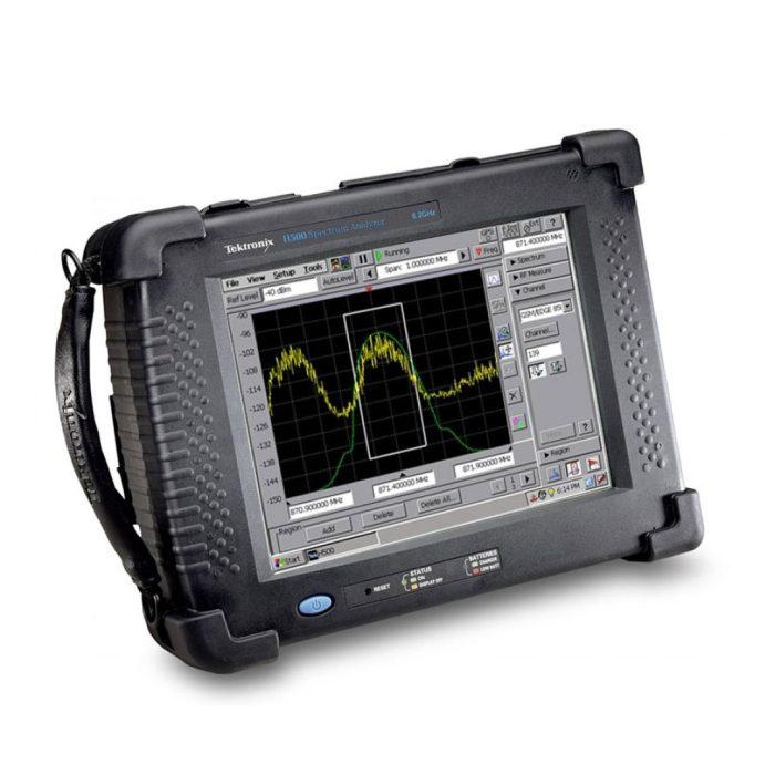 Портативный анализатор спектра Tektronix H500