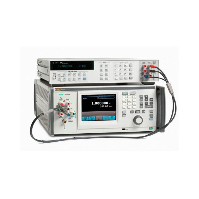 Fluke 5730A - многофункциональный калибратор электрических величин с мультиметром Keysight