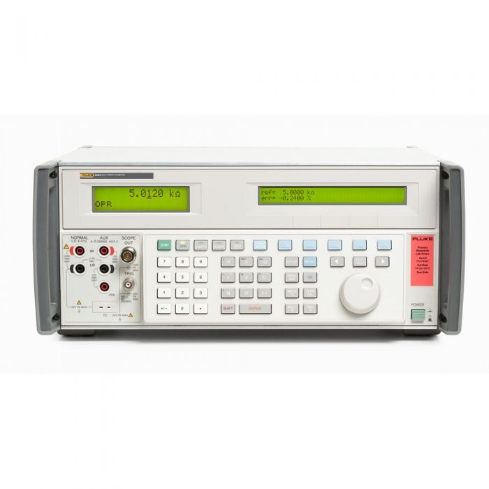 Калибратор Fluke 5502A