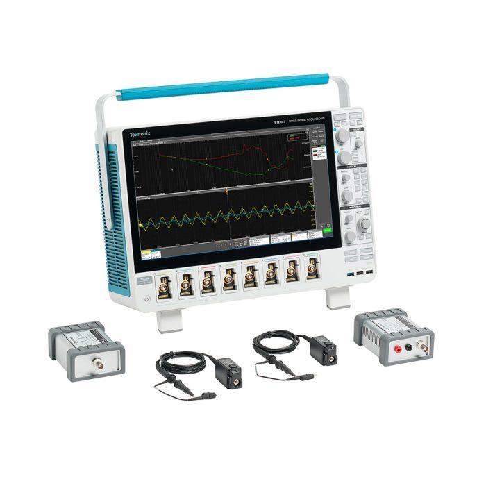 Tektronix 5-DPM - Опция цифрового управления питанием