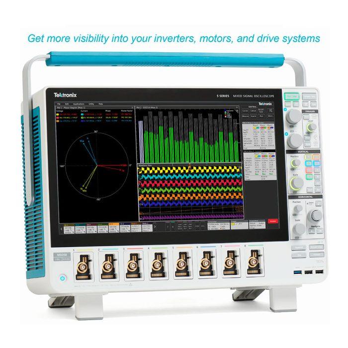 Tektronix 5-IMDA - ПО для анализа двигателей, инверторов