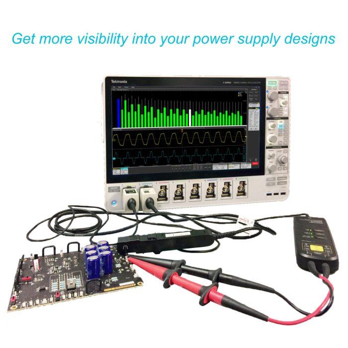 Tektronix 5-PWR - опция измерения мощности