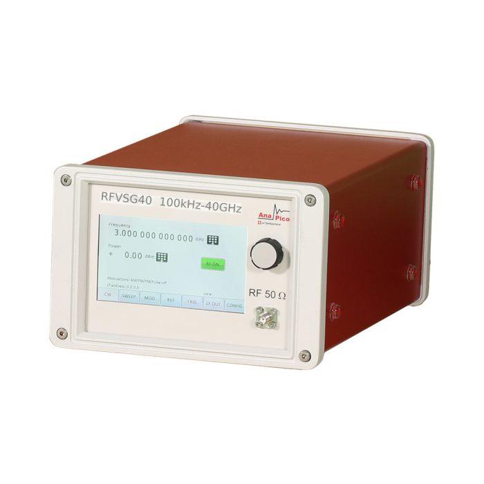 Векторный генератор сигналов AnaPico RFVSG40