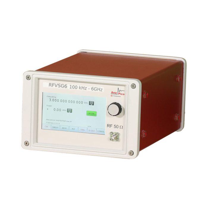Векторный генератор сигналов AnaPico RFVSG6