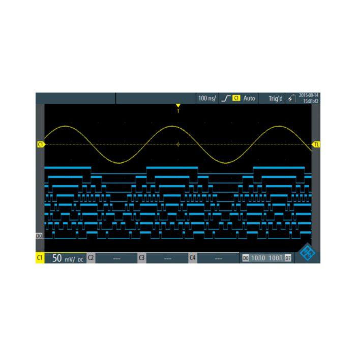 R&S RTH-B1 - опция цифровых каналов