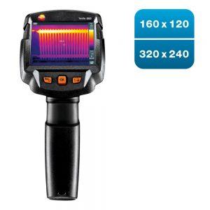 SuperResolution - 320 х 240; Инфракрасное разрешение - 160 x 120 пикселей