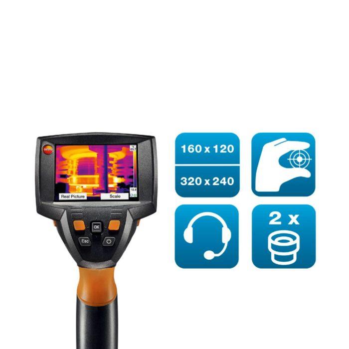 Комплект тепловизора Testo 875-2i