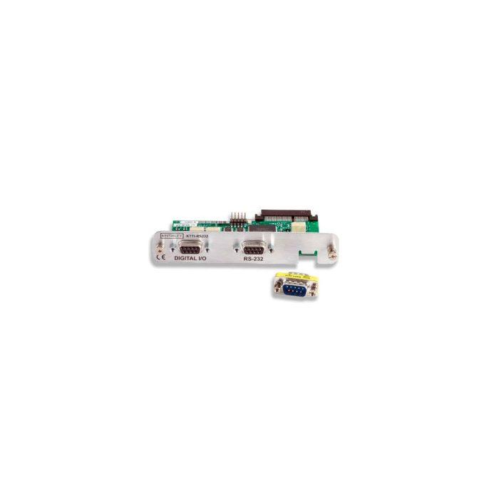 Интерфейс RS-232 и Цифровой I/O