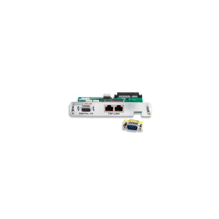 Интерфейс TSP-Link и Цифровой I/O